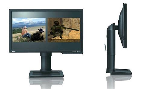 Benq 23 6 Inch Xl2410t benq intros 23 inch xl2410 3d monitor for your