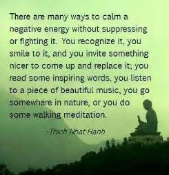 Negative Energy Quotes Calm Negative Energy Buddhist Pinterest