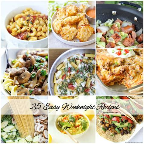 25 easy dinner recipes waffle recipes the idea room