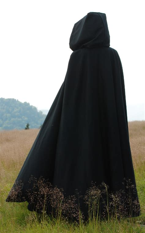 floor length hooded cape pattern wraps capes and cloaks for sale from roses designs