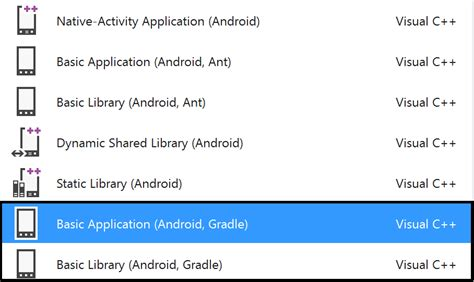 android templates for visual studio 2010 build your android applications in visual studio using