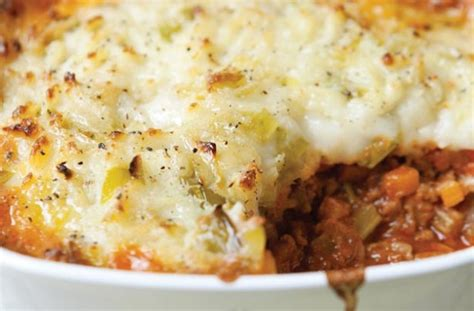 cottage pie recipie bikers healthy cottage pie recipe goodtoknow