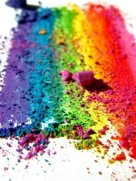 where can i buy colored chalk powder colors everywhere rainbow colourful things