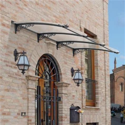 tettoia ingresso pensilina per ingressi