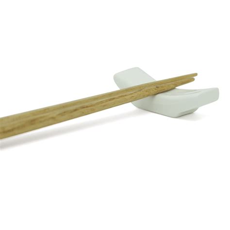 Chopsticks Rest modern white chopstick rests empire chopsticks