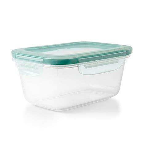 bed bath and beyond containers buy oxo good grips 174 4 6 cup snap plastic food storage