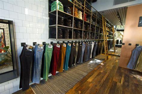london cool shop find nudie jeans repair shop melting nudie jeans concept store brisbane 187 retail design blog