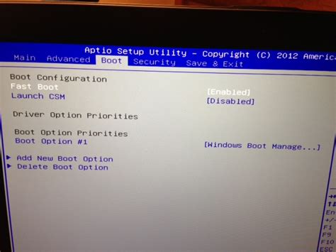 Asus Laptop Can T Exit Bios uefi if usb is not listed in bios as a boot option does that the machine can t boot from