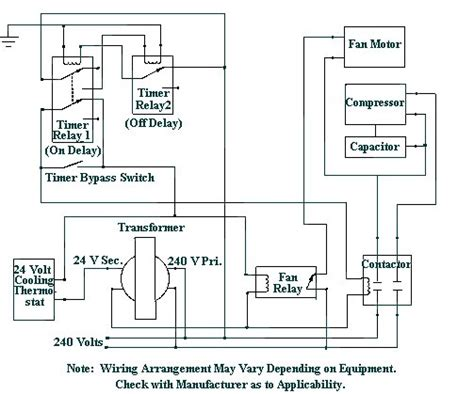 commercial refrigeration wiring diagram refrigeration