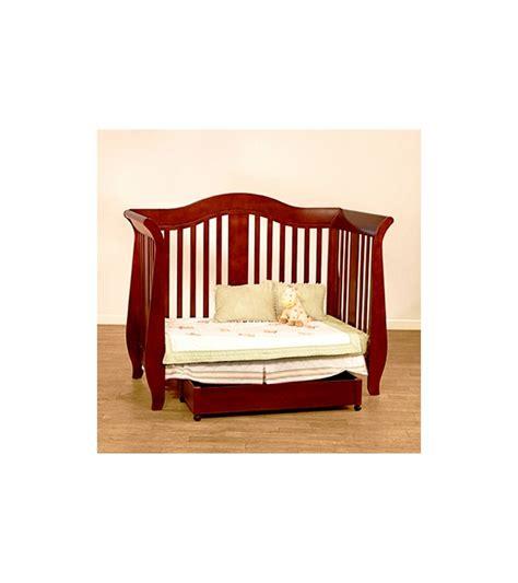 baby crib 4 in 1 simplicity providence 4 in 1 crib cherry