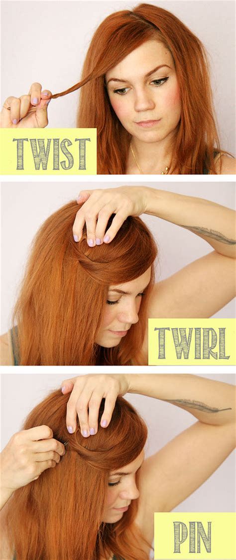 ways to wear your hair growing out a pixie skunkboy blog hair diy favorite way to wear em
