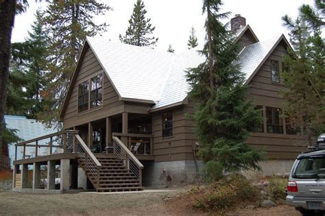 Reed College Ski Cabin ski house of the day reed college ski cabin