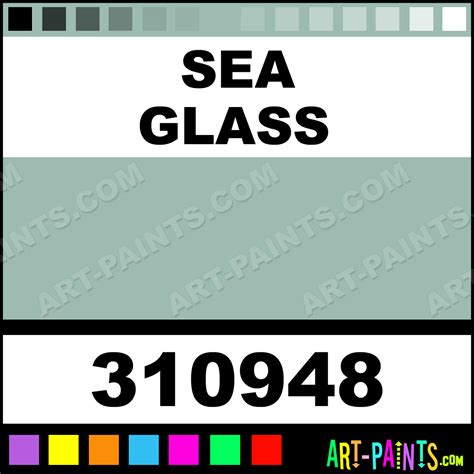 sea glass home accents satin finish foam and styrofoam paints 310948 sea glass paint sea