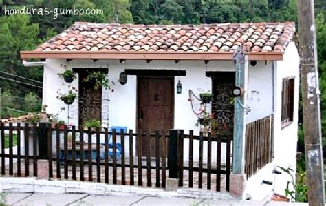 small house in spanish tiny cottage honduras pictures pinterest spanish