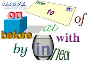 preposition just nurry