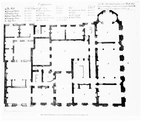 Online Floorplan plate 252 spencer house st james s place british