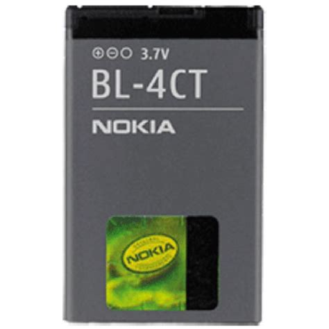 themes nokia battery nokia bl 4ct bl4ct battery gsmsolutions ie online store