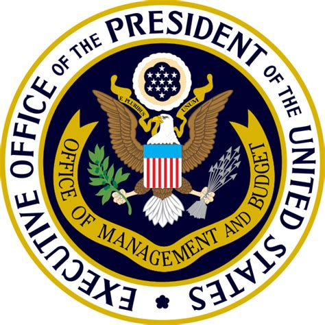 Office Of The Budget by File Us Officeofmanagementandbudget Seal Svg