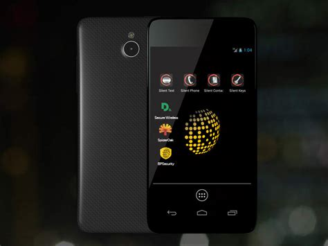 black on the phone blackphone is now shipping to security conscious consumers android central