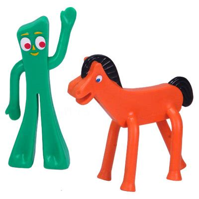 Show Me A Picture Of Gumby