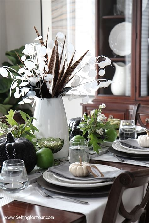 easy centerpieces for thanksgiving table easy fall table centerpiece with natural elements