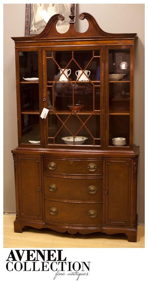 Chippendale China Cabinet chippendale style china cabinet the chippendale style