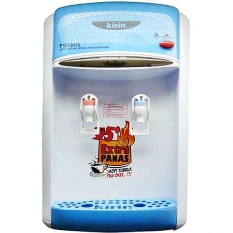 Harga Mesin Cuci Sanken Jumbo harga jual kirin kwd155xp water dispenser