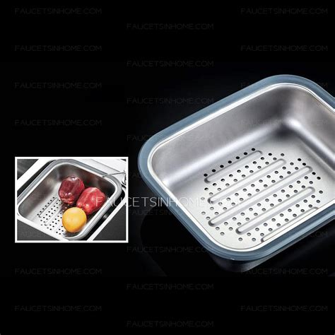 brushed stainless steel kitchen sinks practical sinks nickel brushed stainless steel
