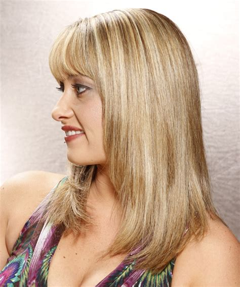 hairstyles with center cut bangs hairstyles with center cut bangs long straight casual