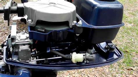 5 hp nissan 2 stroke