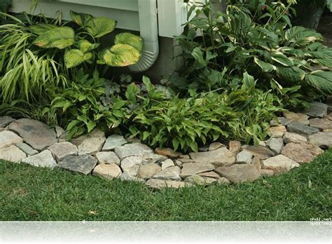 flower bed borders rock edging flower bed borders landscaping backyards