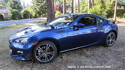 subaru galaxy blue 2014 and 2013 subaru brz exterior photos