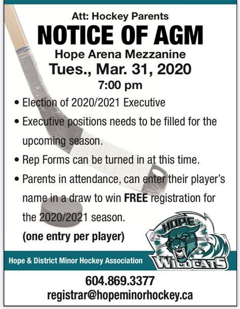 hope  district minor hockey association hdmha home