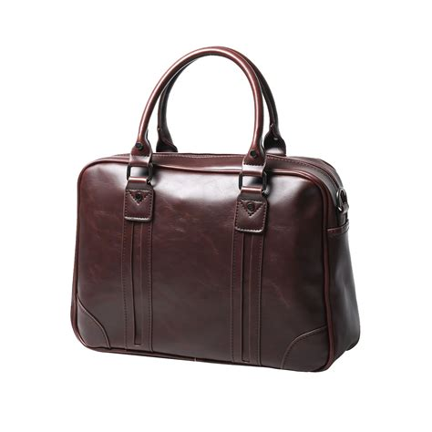 Gustto Baca Bag In Vintage Brown by The Seto Signature Carry Bag Vintage Brown