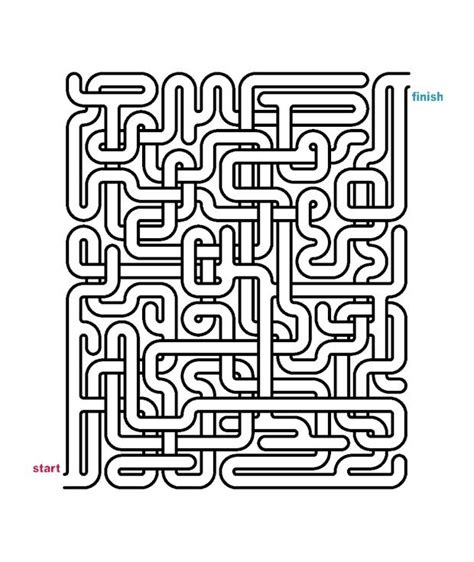 printable minotaur maze 31 best images about mazes on pinterest