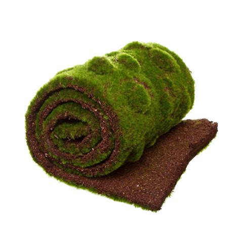 Moss Mat Roll by Artificial Moss Mat Roll Green 30cmx150cm