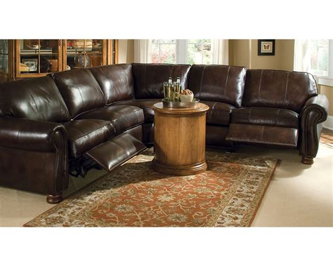 Thomasville Leather Reclining Sofa Modern Fabric Sectional Thomasville Leather Reclining Sofa