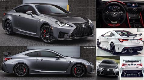 Lexus Rcf 2020 by Lexus Rc F Track Edition 2020 Pictures Information