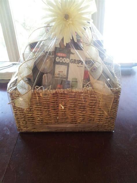 bridal shower gift basket ideas products i