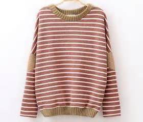 Wst 18088 Black Stripe Bird Print Shirt Free Ship Sweet Print T Shirt On Luulla