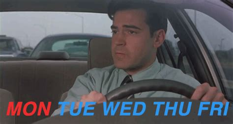 Office Space Hypnosis Gif Shorter Commutes Make Happier Workers