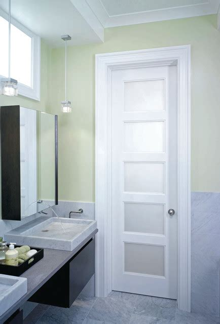 bathroom closet door ideas frosted glass interior doors 5 panel privacy glass