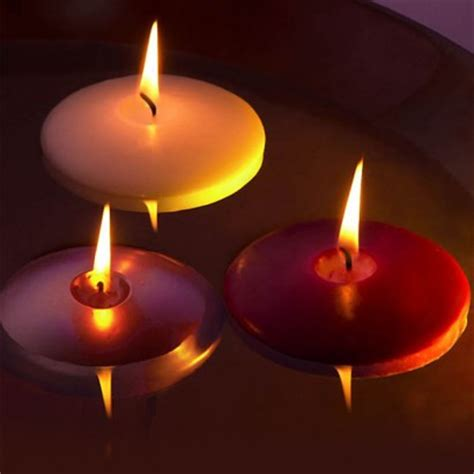 Floating Candles floating candles individual