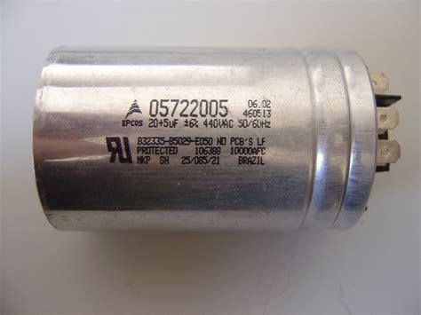 capacitor epcos 3 fios capacitor partida motor ar condicionado epcos 25 3 5uf