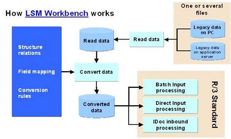 lsmw tutorial in sap what is sap lsmw steps to migrate data using lsmw