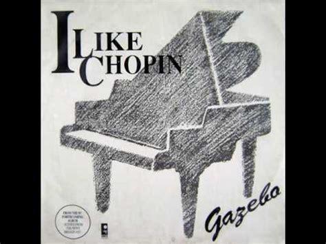gazebo i like chopin lyrics various artists i like chopin k pop lyrics song