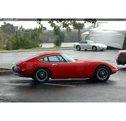 Auction Results And Sales Data For 1967 Toyota 2000 GT