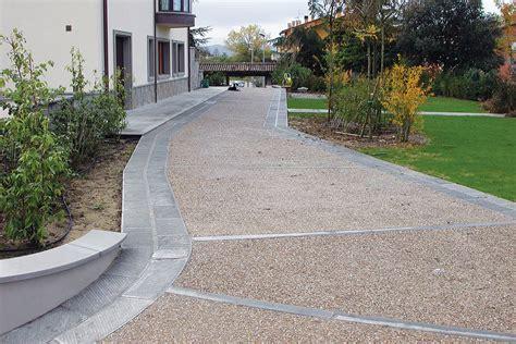 ghiaia per pavimentazioni esterne pavimenti levocell ruredil