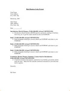 How Write Business Letter Block Format business letter block format example full block format letter jpg