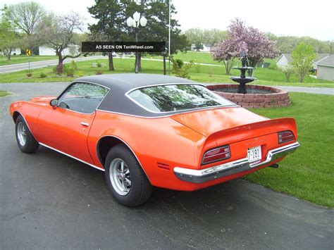 1973 Pontiac Firebird by 1973 Pontiac Firebird